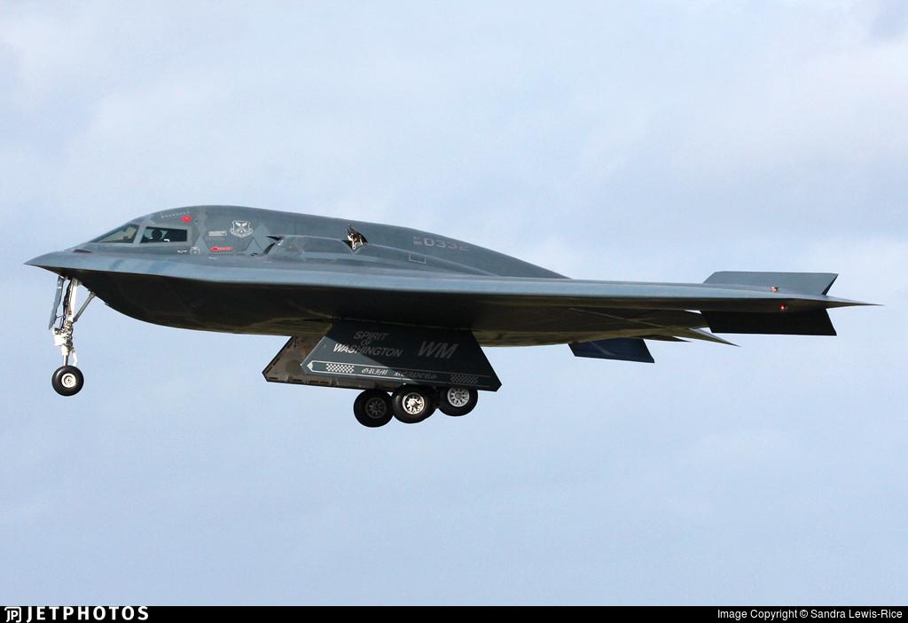 88-0332 - Northrop B-2A Spirit - United States - US Air Force (USAF)