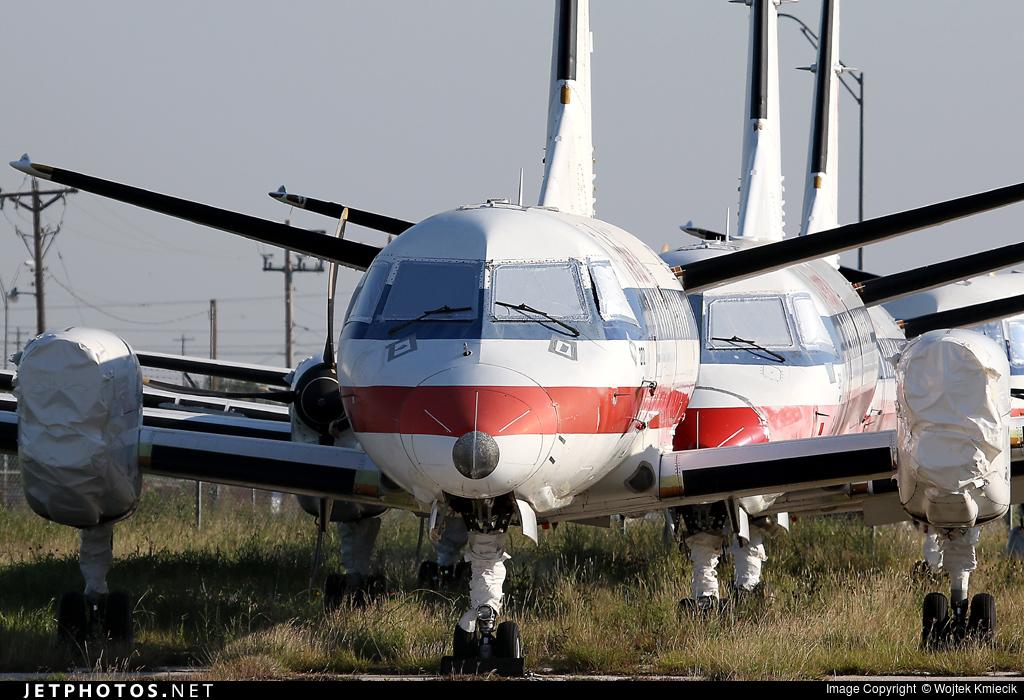 N272AE - Saab 340B - American Eagle