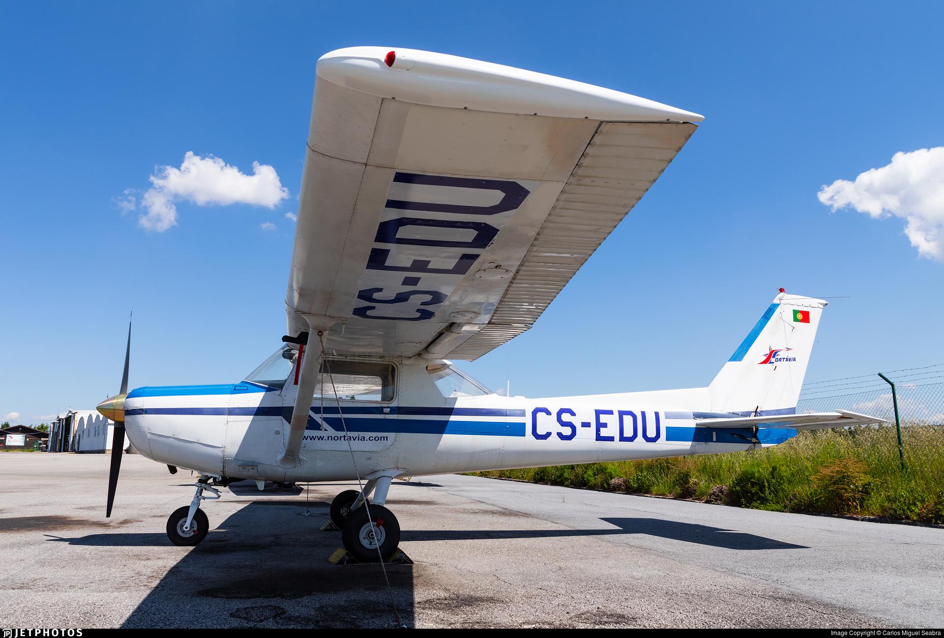 CS-EDU - Cessna 152 - Nortávia
