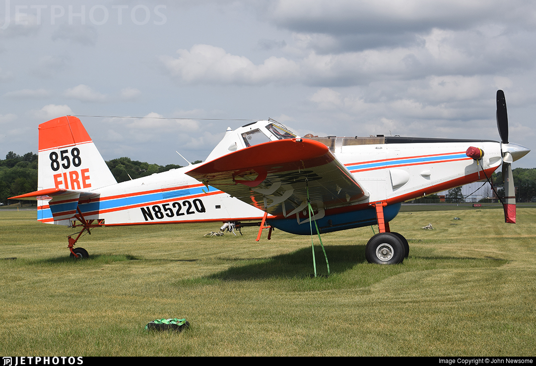 N8522Q - Air Tractor AT-802A - Private