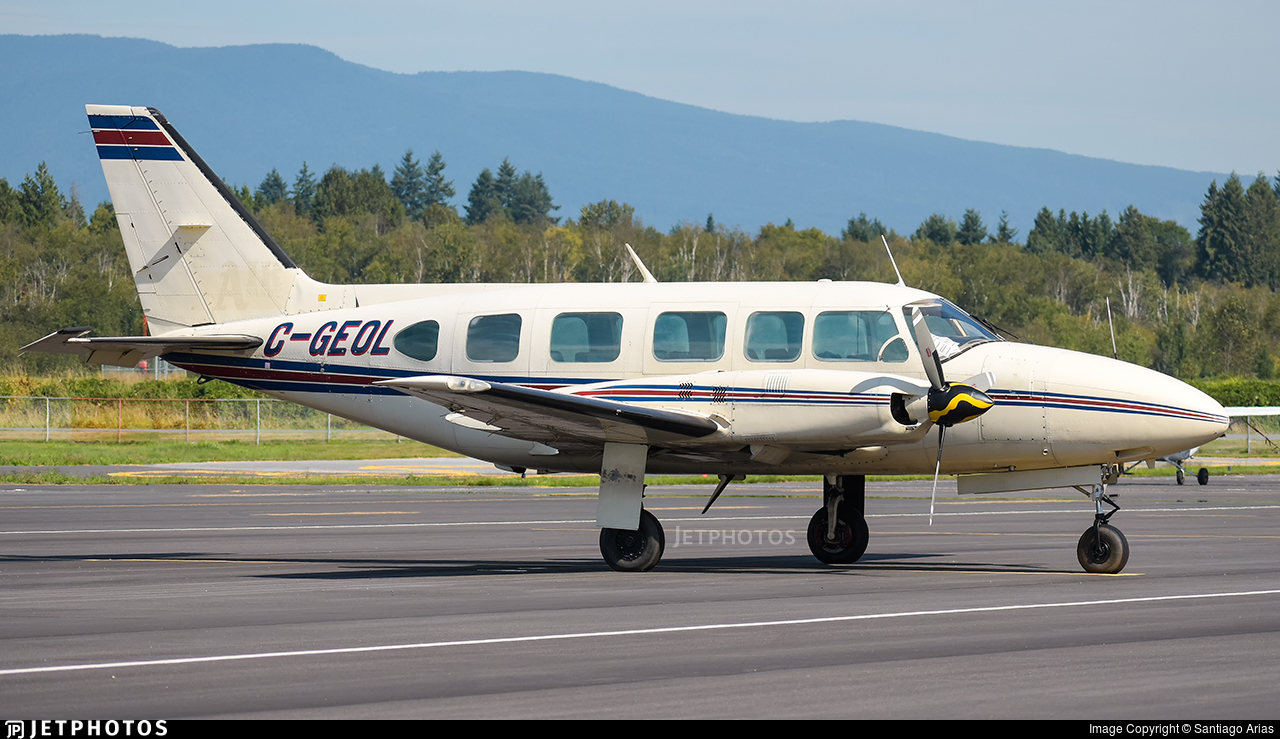 C-GEOL - Piper PA-31-350 Chieftain - KD Air