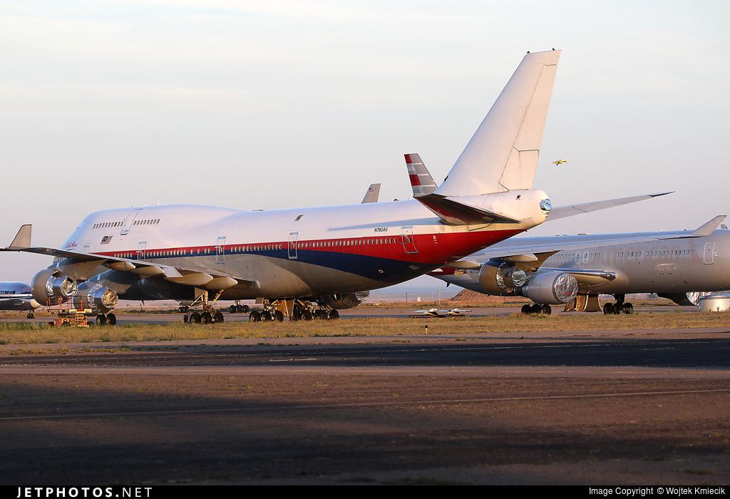N780AS - Boeing 747-4H6 - Untitled