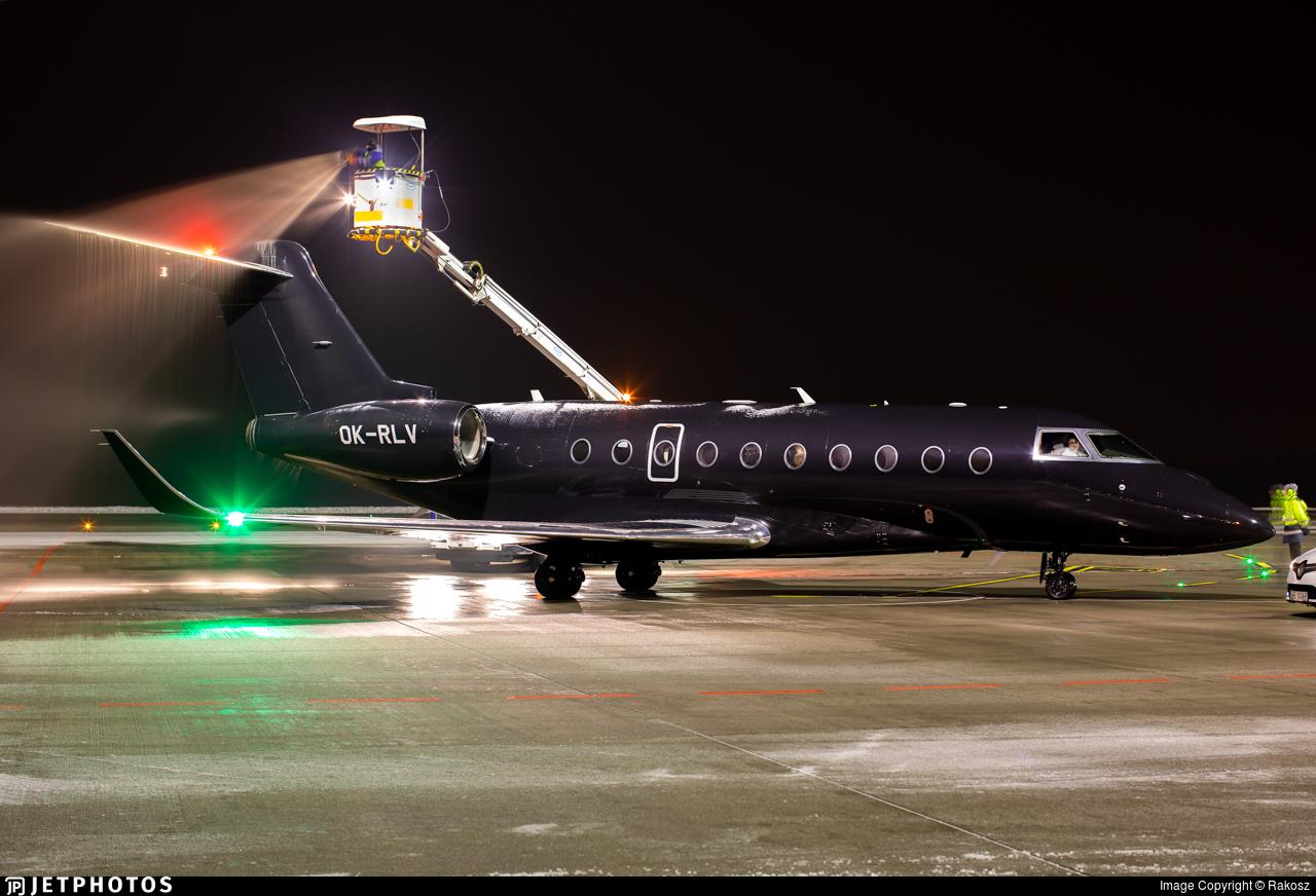 OK-RLV - Gulfstream G280 - Private
