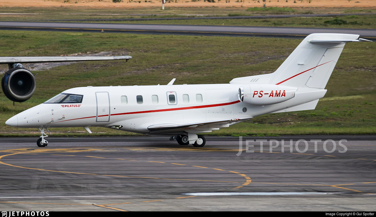 PS-AMA - Pilatus PC-24 - Private