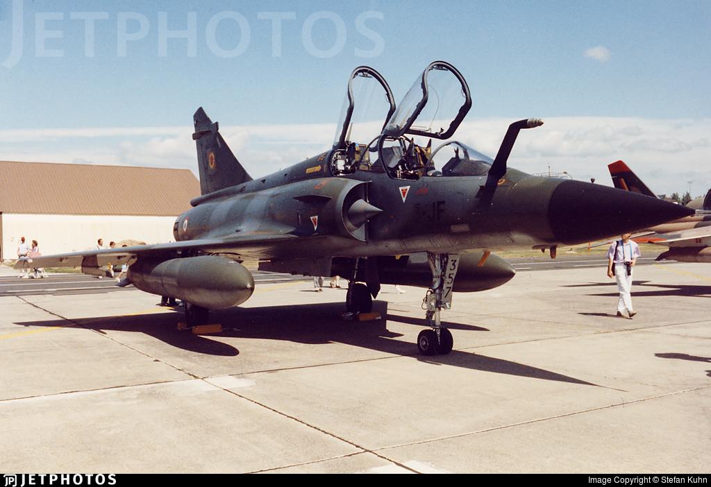 357 - Dassault Mirage 2000N - France - Air Force