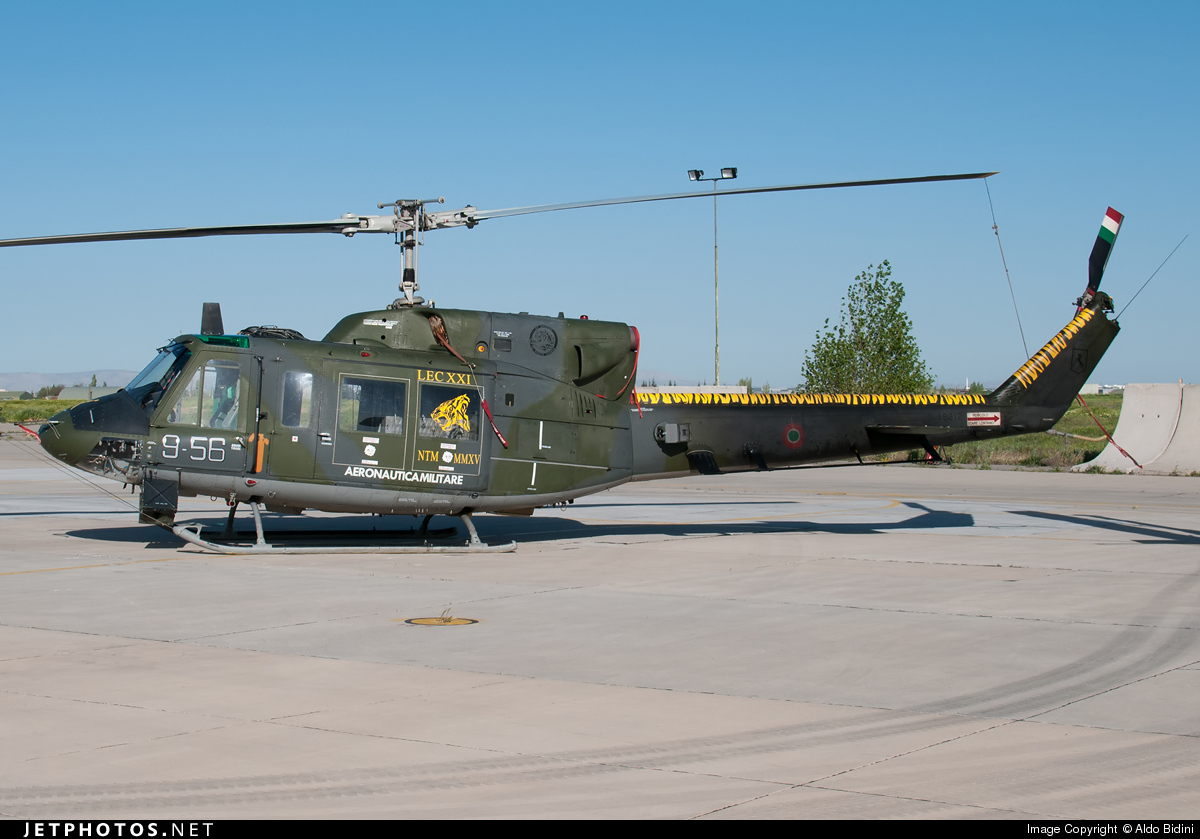 MM81156 - Agusta-Bell AB-212ICO - Italy - Air Force