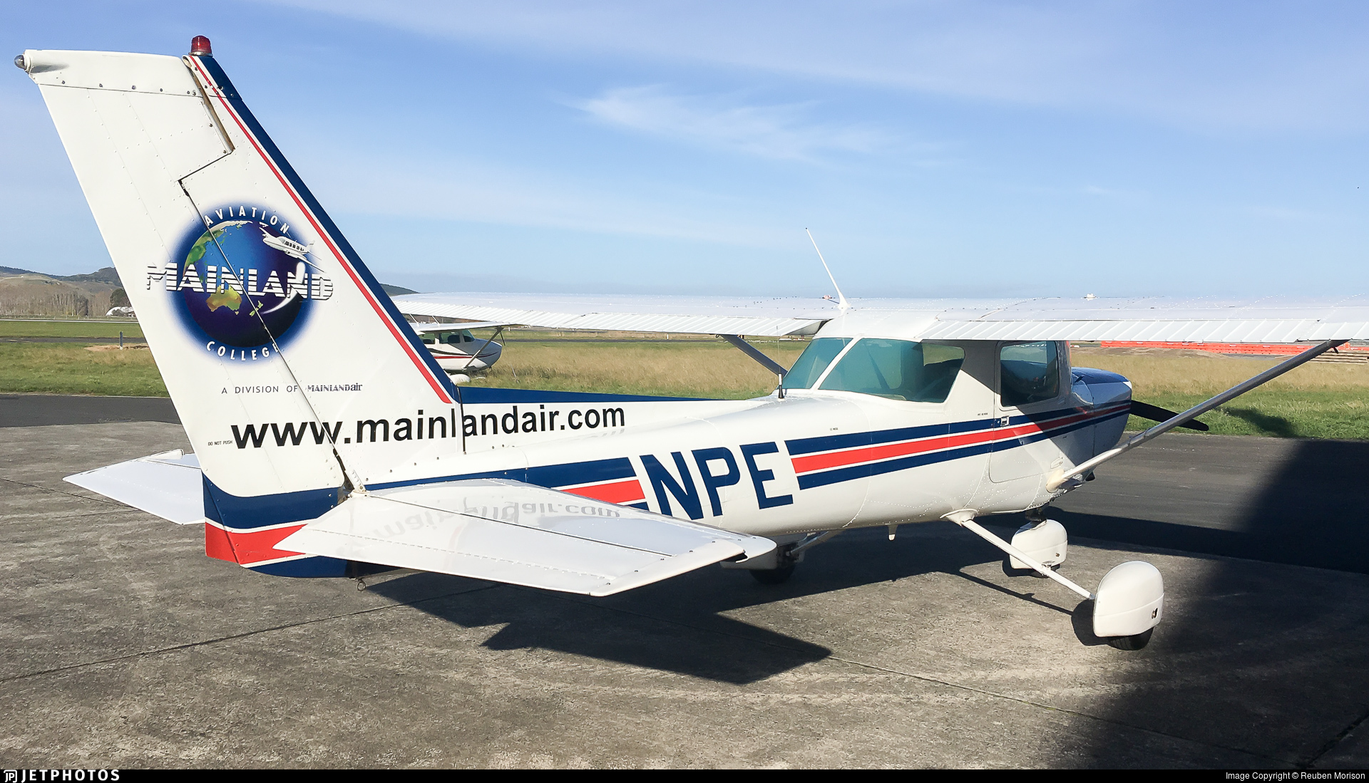 ZK-NPE - Cessna 152 - Mainland Air