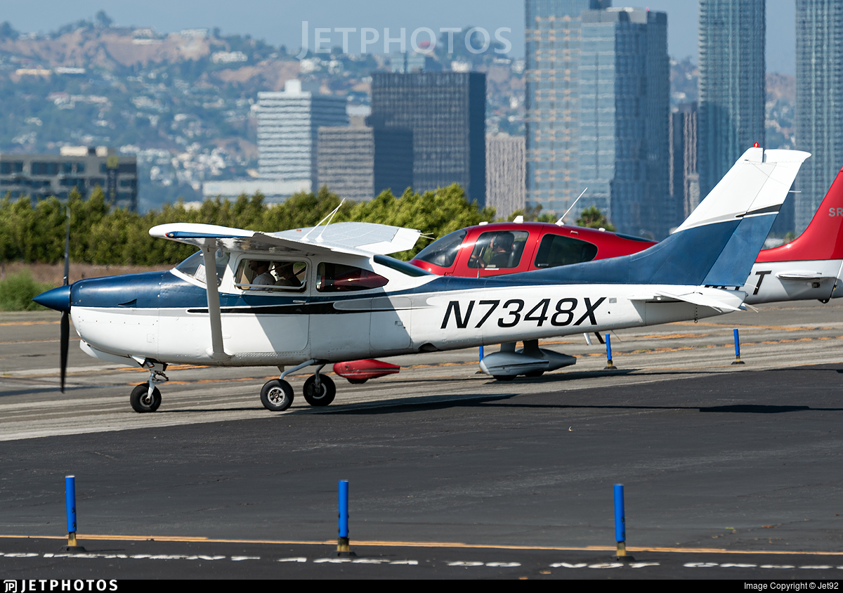 N7348X - Cessna R182 Skylane RG - Private