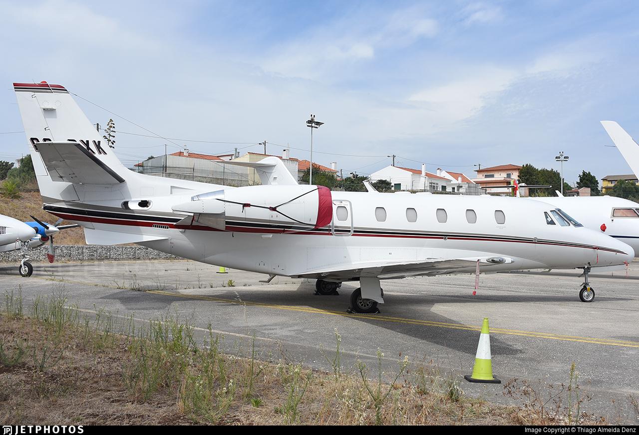 CS-DXK - Cessna 560XL Citation XLS - NetJets Europe