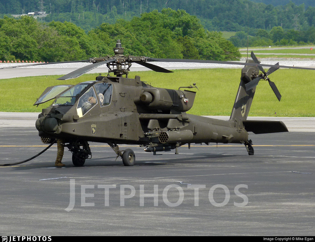 14-03036 - Boeing AH-64E Apache Guardian - United States - US Army