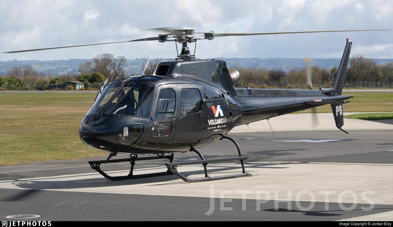 ZK-HPB - Eurocopter AS 350B2 Ecureuil - Volcanic Air Safaris
