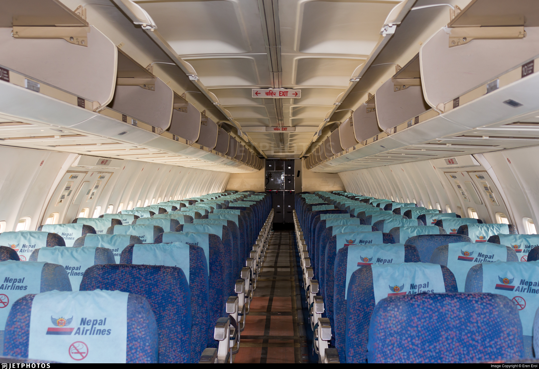 9N-ACA - Boeing 757-2F8 - Nepal Airlines