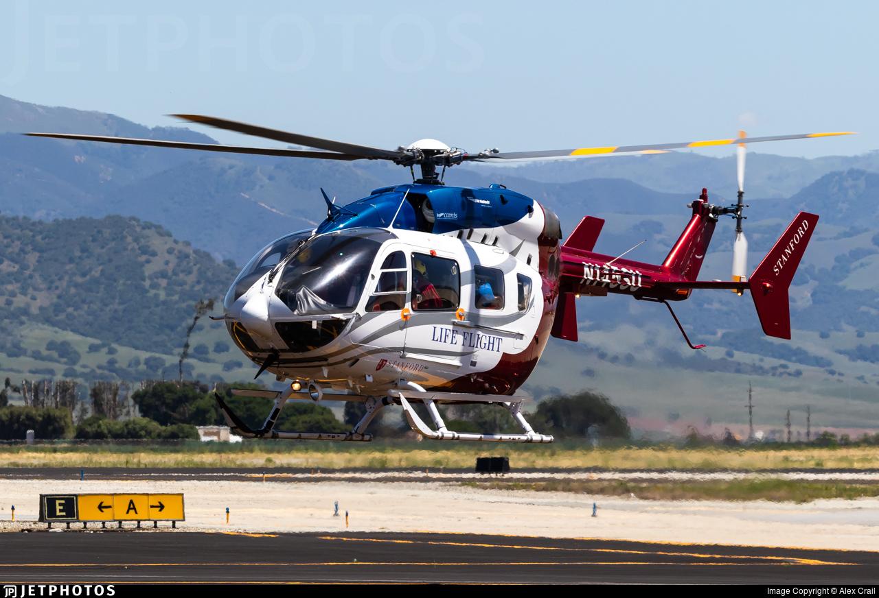 N145SU - Eurocopter EC 145 - Stanford Life Flight