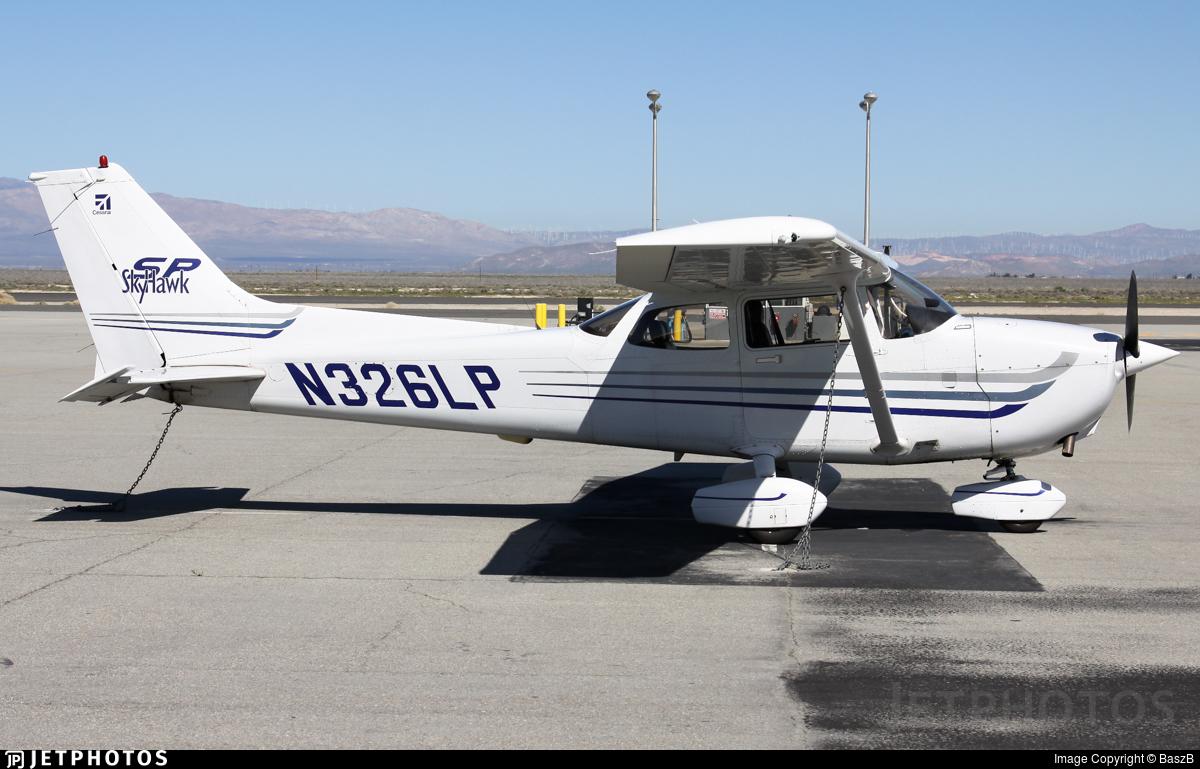 N326LP - Cessna 172S Skyhawk SP - Private