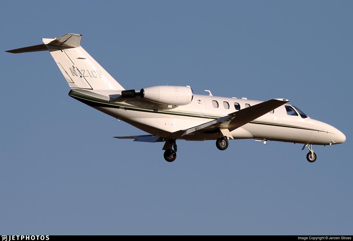 N121CP - Cessna 525 Citationjet CJ1 - Private