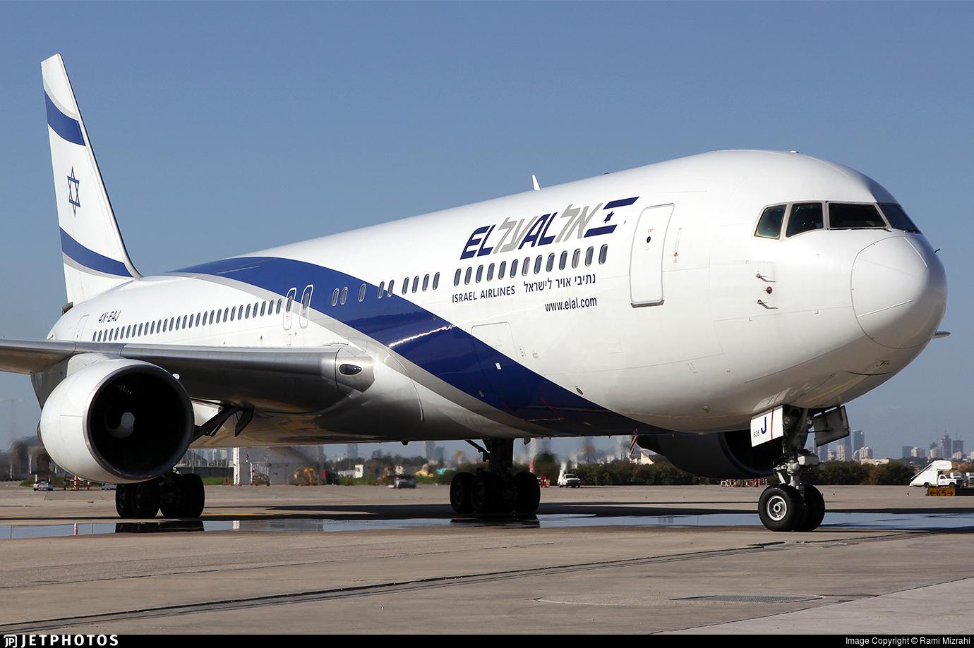 4X-EAJ - Boeing 767-330(ER) - El Al Israel Airlines