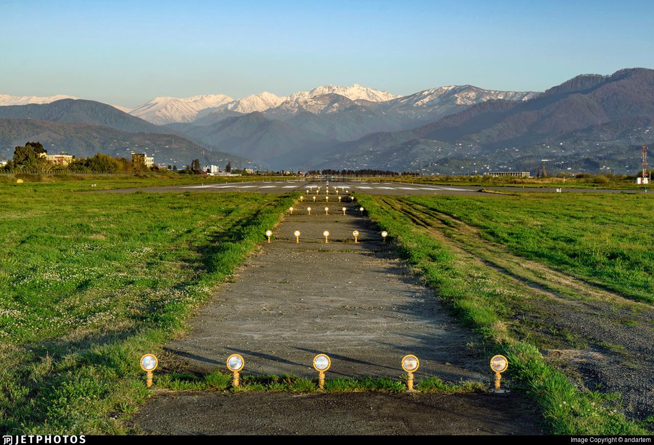 UGSB - Airport - Runway