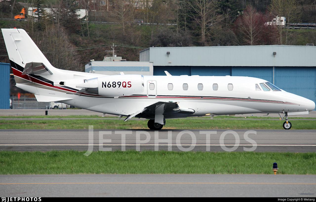 N689QS - Cessna 560XL Citation Excel - NetJets Aviation