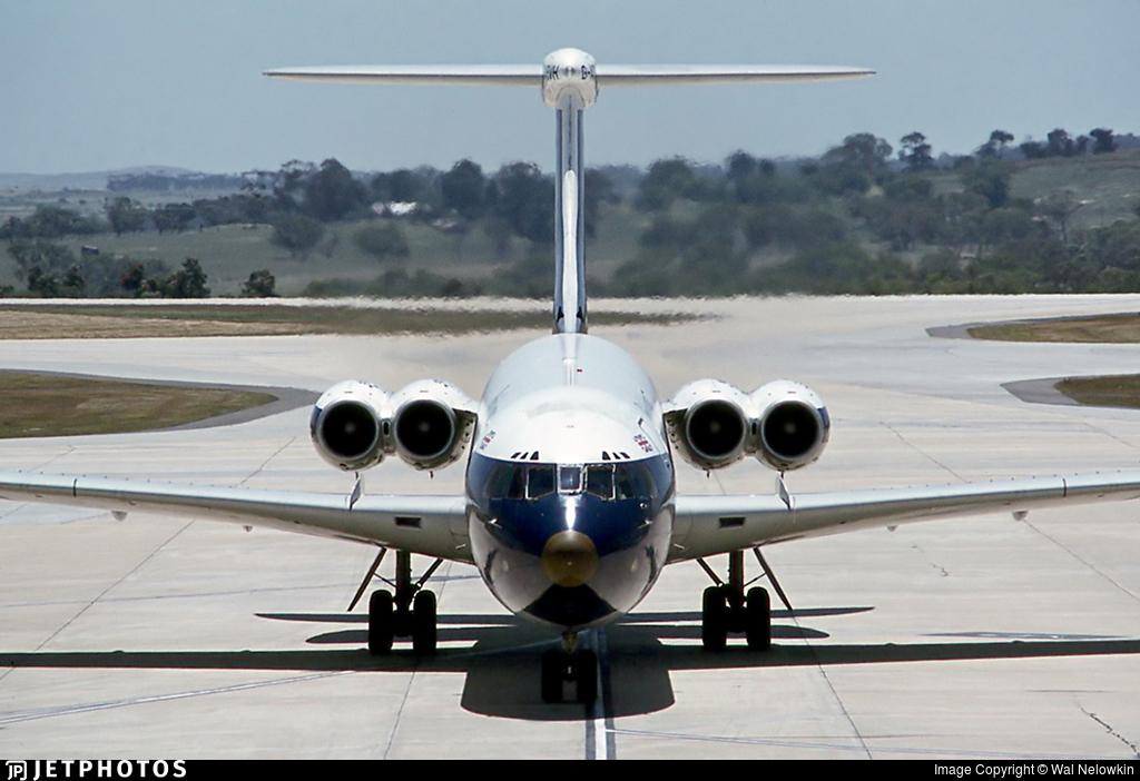 G-ARVH - Vickers VC-10 - British Airways