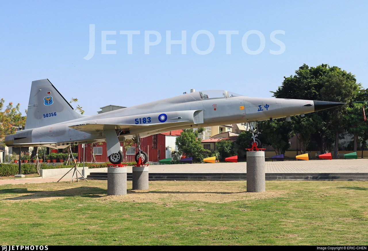 5183 - Northrop F-5E Tiger II - Taiwan - Air Force