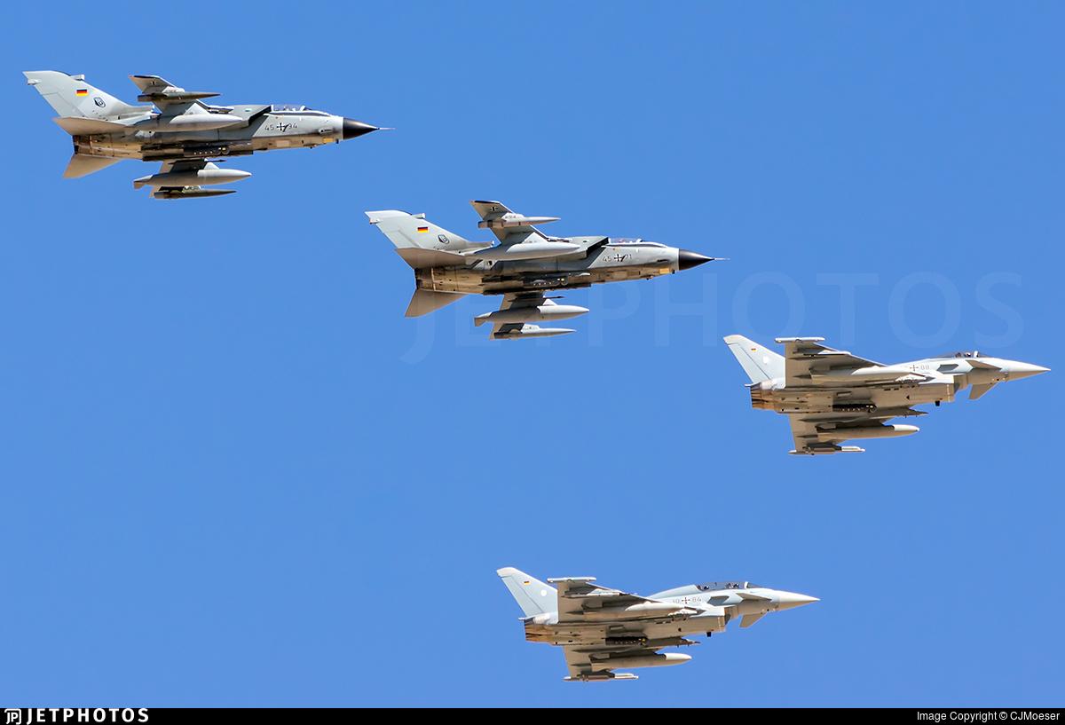 45-94 - Panavia Tornado IDS - Germany - Air Force