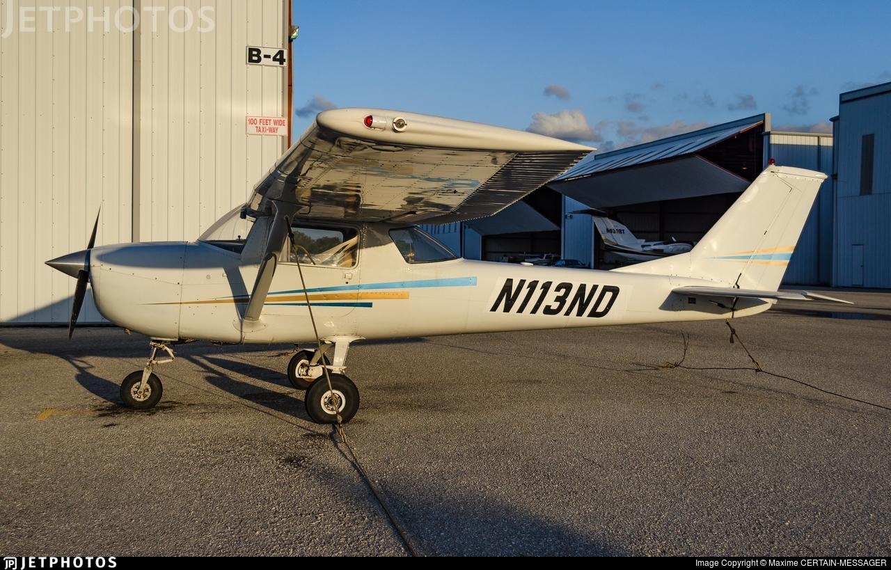 N113ND - Cessna 150H - Cirrus Aviation
