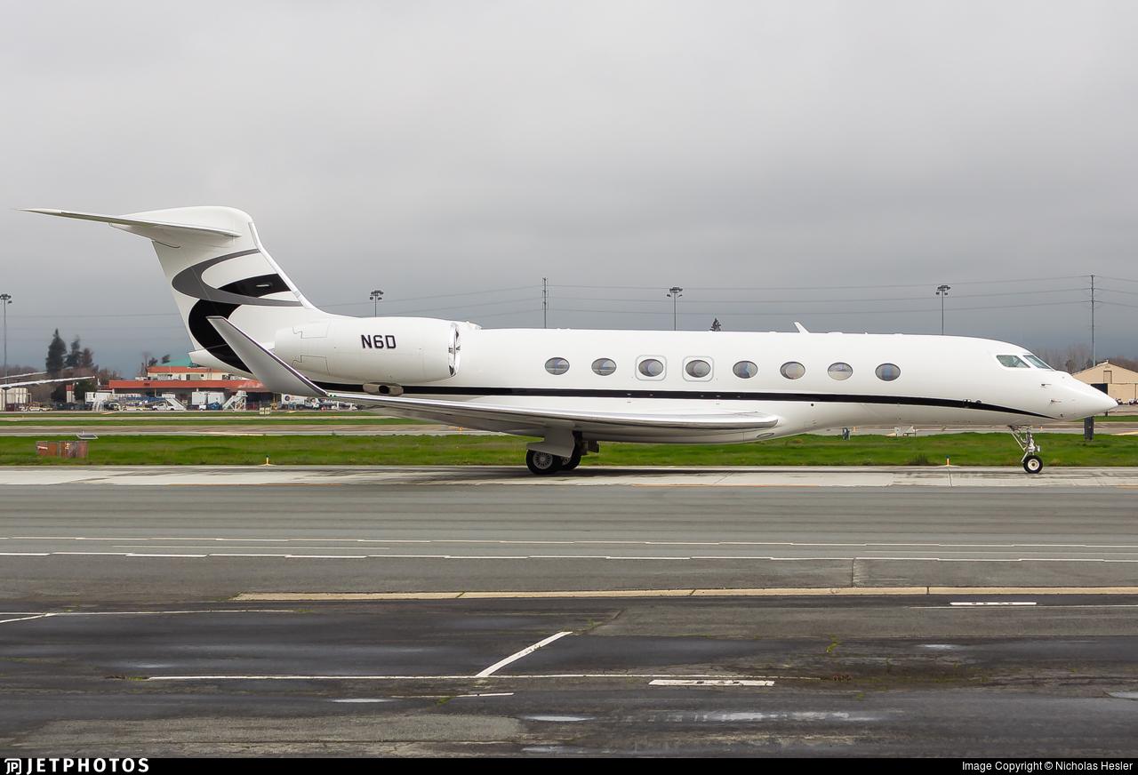 N6D - Gulfstream G650ER - Jet Aviation Flight Services