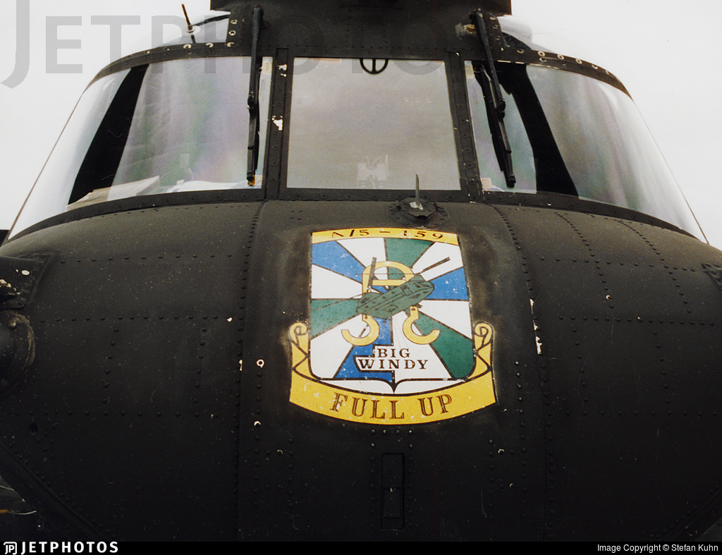 87-00081 - Boeing CH-47D Chinook - United States - US Army