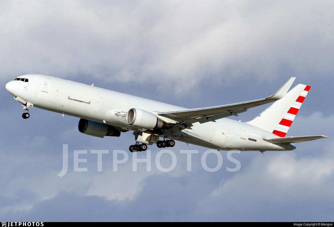 N381AN - Boeing 767-323(ER)(BDSF) - Air Transport International (ATI)