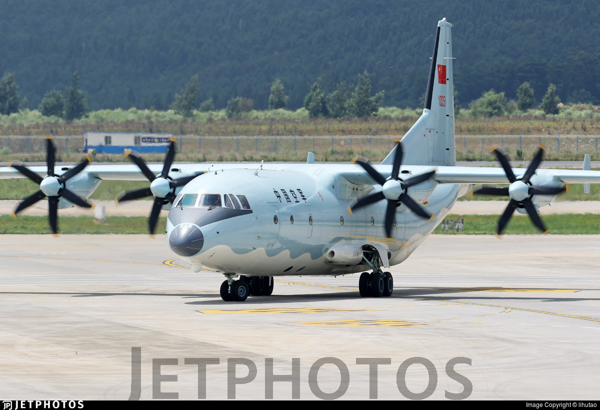 10251 - Shaanxi Y-9 - China - Air Force