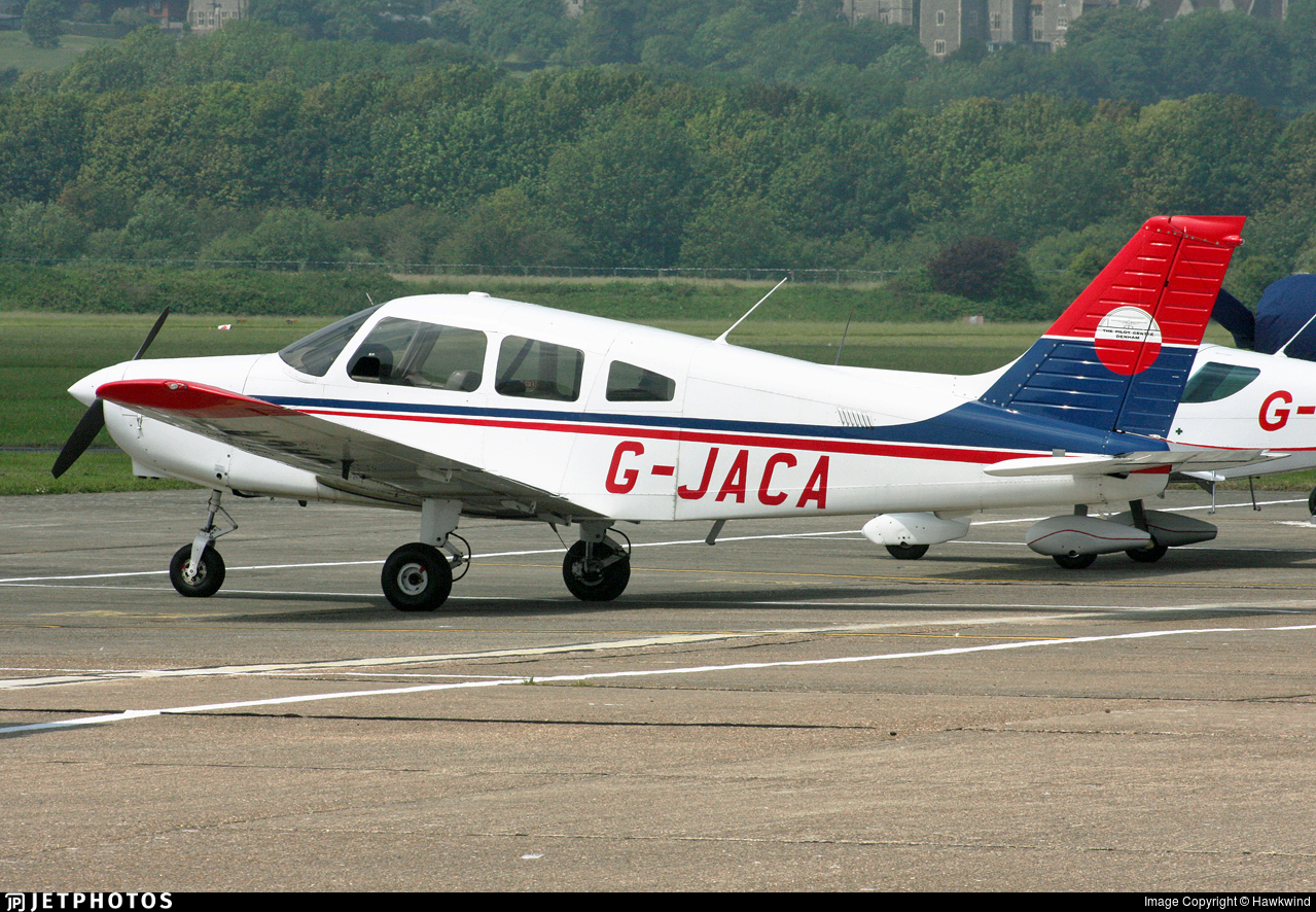 G-JACA - Piper PA-28-161 Warrior III - The Pilot Centre Denham