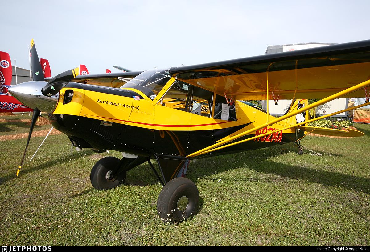 N82MA - Aviat A-1C Husky - Private