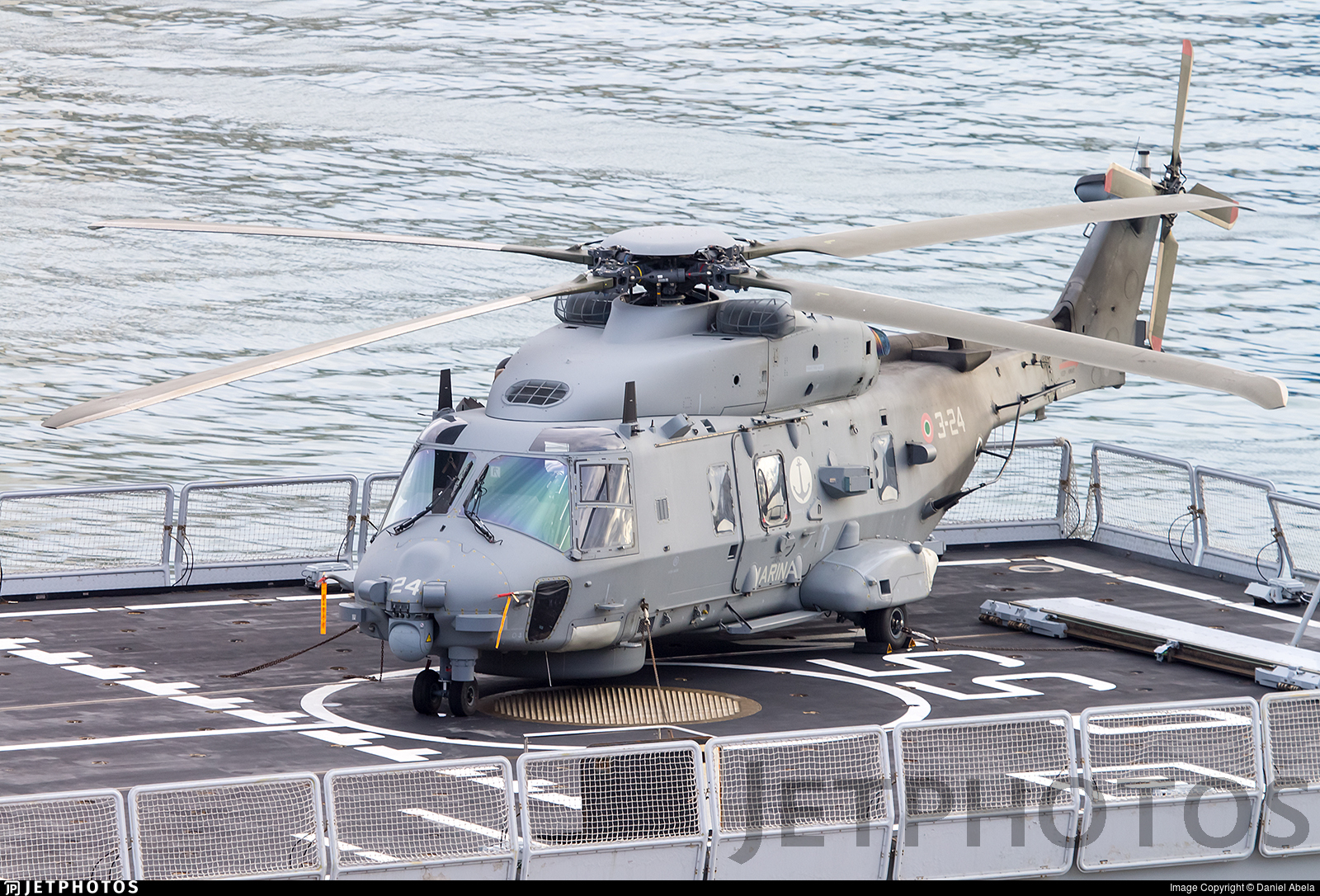 MM81599 - NH Industries SH-90A - Italy - Navy