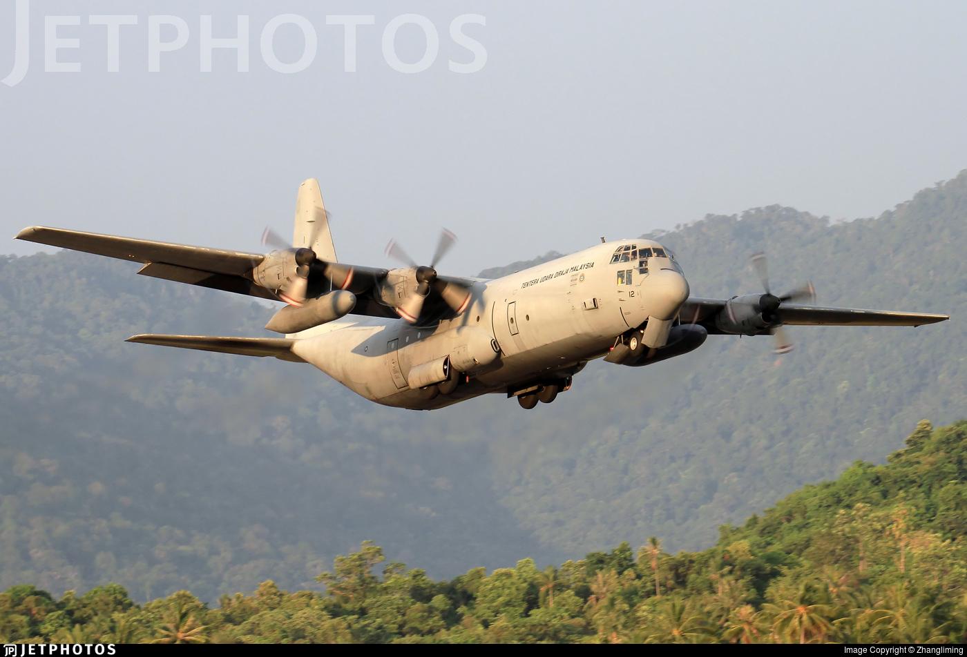 M30-12 - Lockheed C-130H-30 Hercules - Malaysia - Air Force