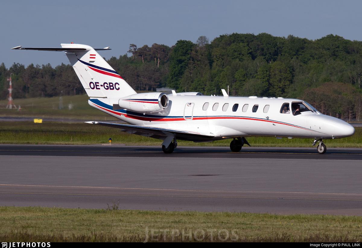 OE-GBC - Cessna 525B CitationJet 3 - Airlink Luftverkehrsgesellschaft