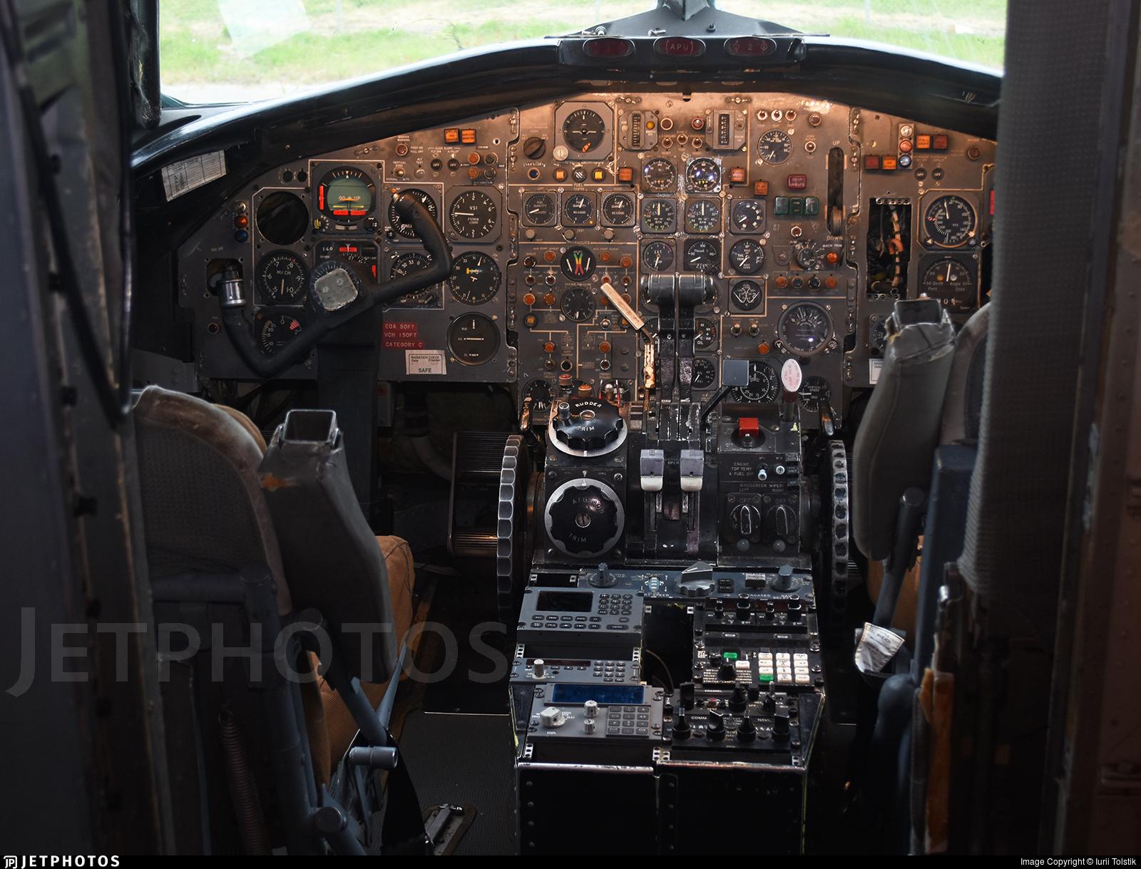 ZE432 - British Aircraft Corporation BAC 1-11 Series 479FU - United Kingdom - Royal Air Force (RAF)