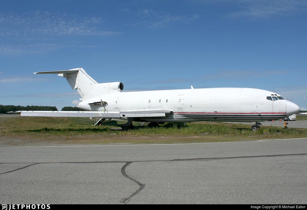 N992AJ - Boeing 727-23(F) - Northern Air Cargo (NAC)