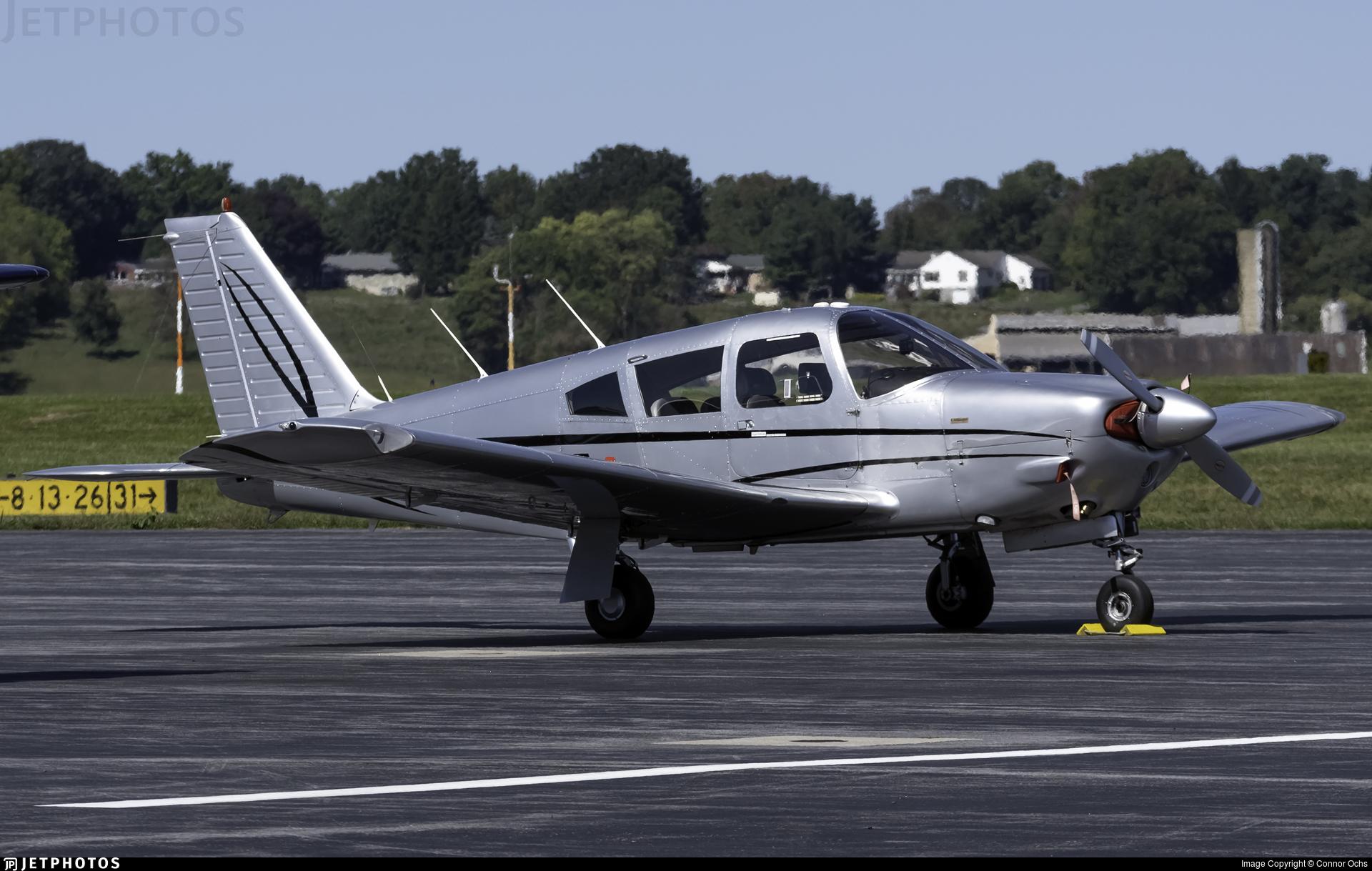 N2311T - Piper PA-28R-180 Cherokee Arrow - Private