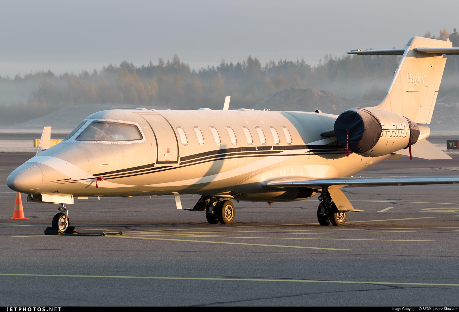 SE-RMO - Bombardier Learjet 45XR - East Air
