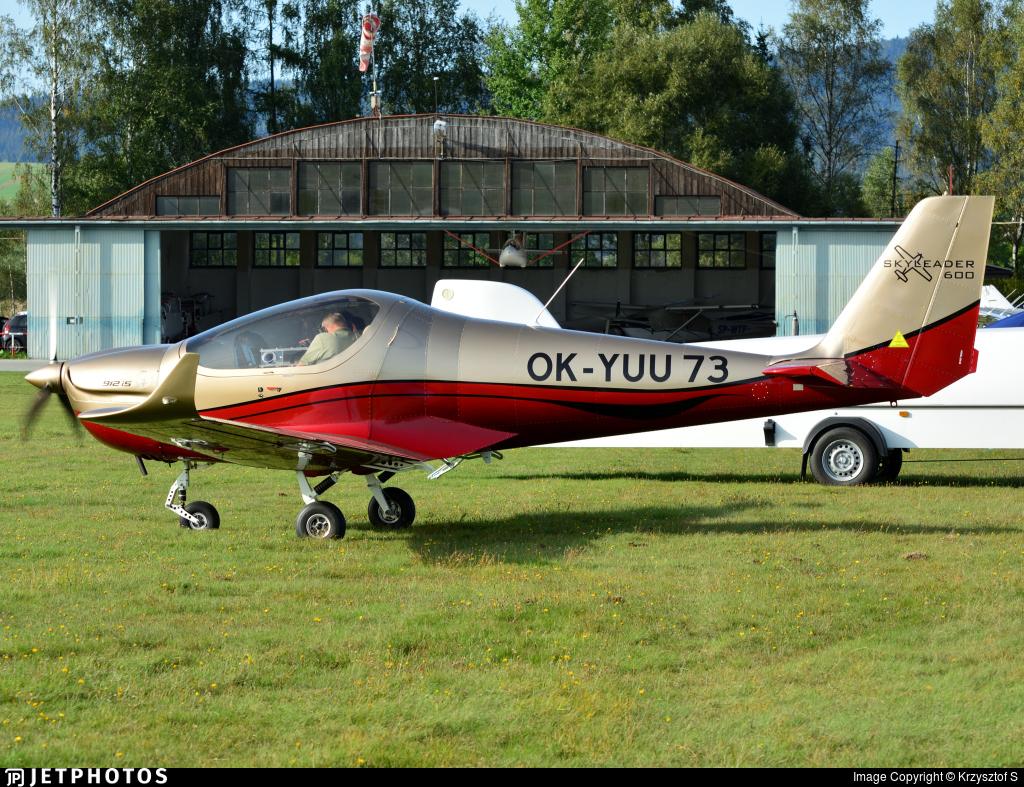 OK-YUU73 - Skyleader 600 - Private