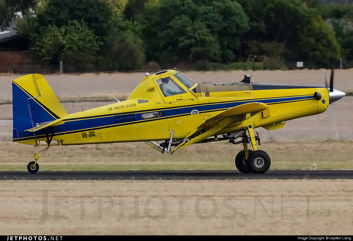 VH-JDS - Air Tractor AT-502B - Private