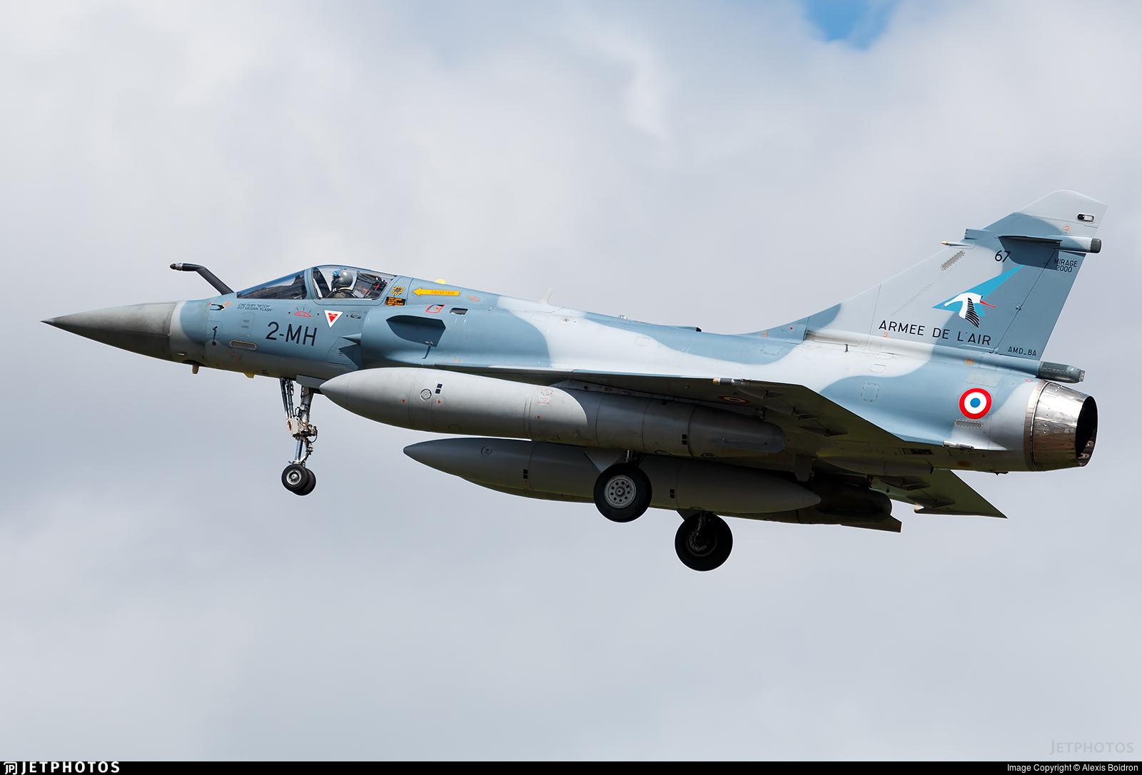 67 - Dassault Mirage 2000-5F - France - Air Force