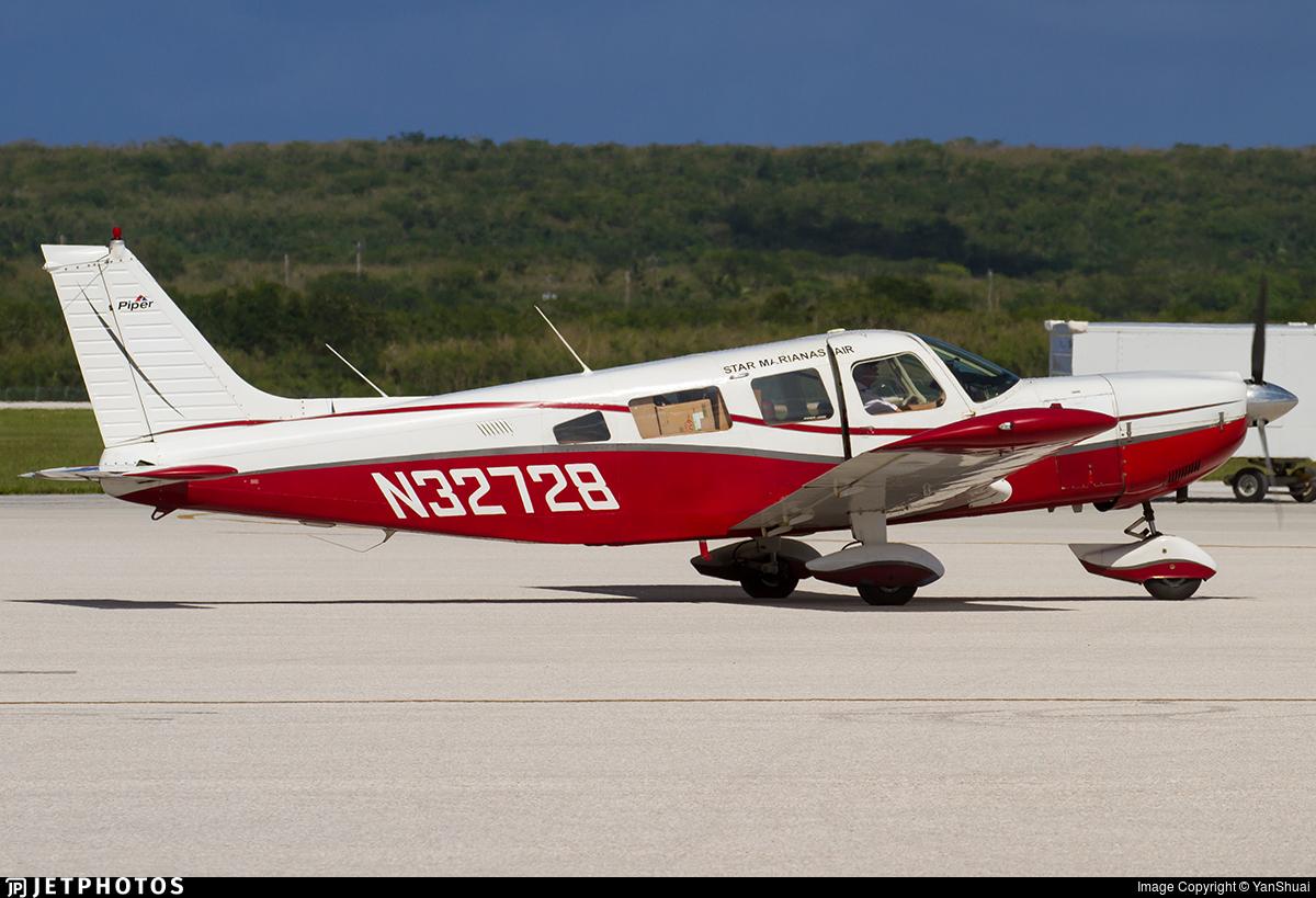N32728 - Piper PA-32-300 Cherokee Six - Private