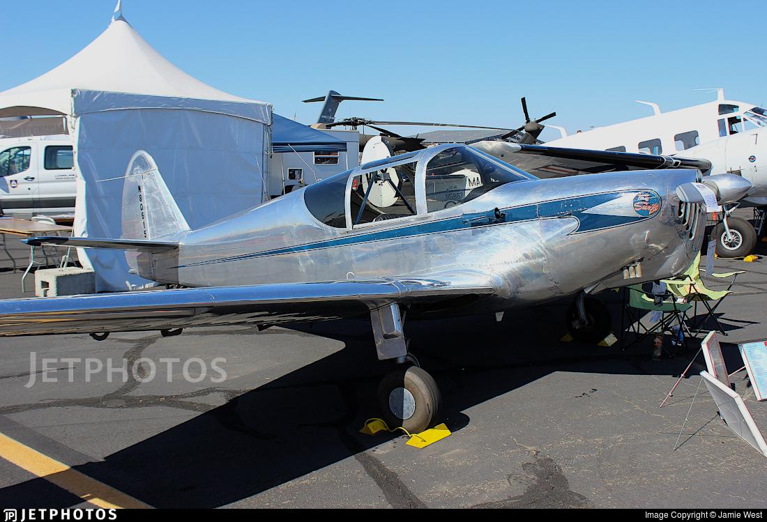 N80615 - Globe GC-1B Swift - Private