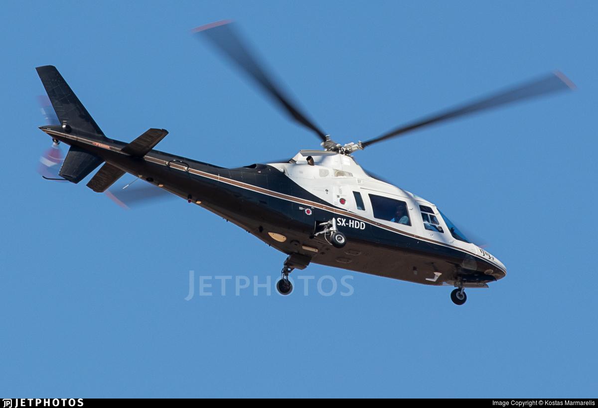 SX-HDD - Agusta A109A Mk.II Hirundo - Private