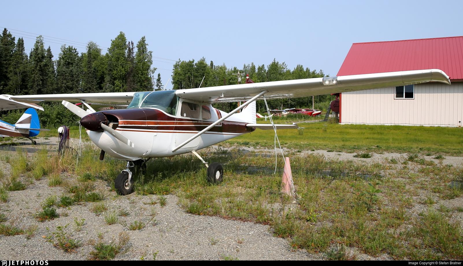 N7178M - Cessna 175 Skylark - Private