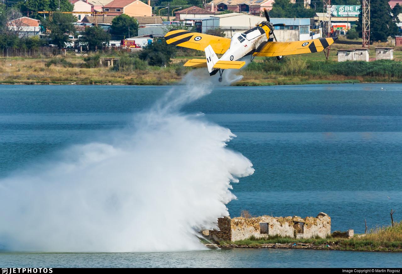 101 - PZL-Mielec M-18B Dromader - Greece - Air Force