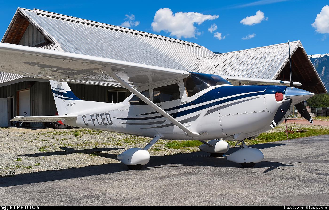 C-FCED - Cessna T182T Turbo Skylane - Private