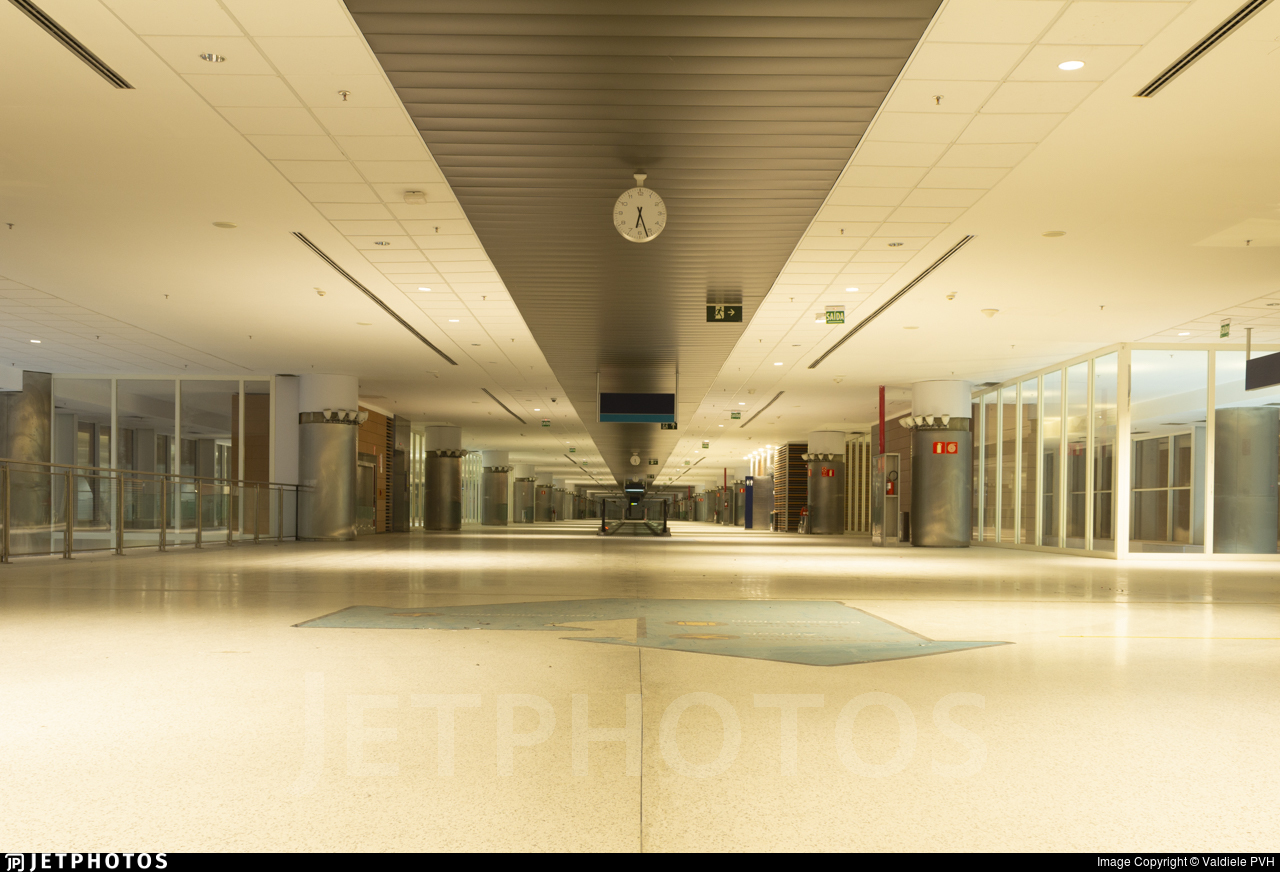 SBKP - Airport - Terminal