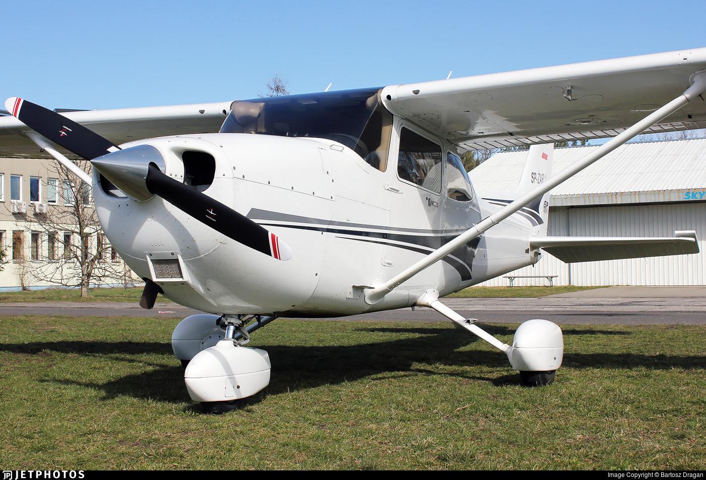 SP-ZAR - Cessna 172S Skyhawk SP - Private